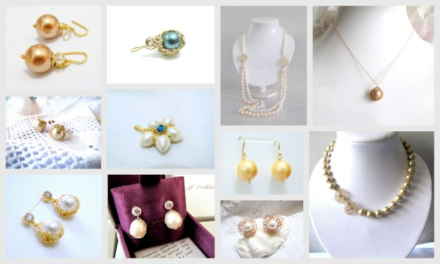 Birthstone Pearl Collection